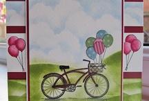 Cartes Pedal Presents