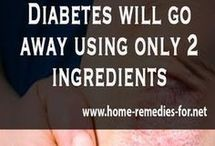 Be off with you diabetes