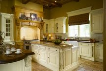 Kitchen / by Tricia Kurtz