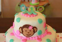 Maureen 1st Birthday