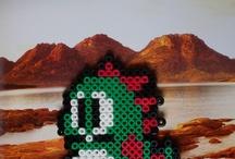Hama beads / by Roser Alabau Vilella