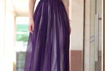 dress.... purple dress