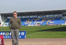 Football Matches, England - 2011