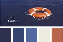 Sea Website Colors