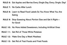 Health-Diet and Fitness
