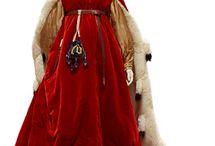 Historical  fashion - 1400