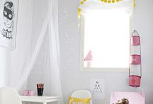 Kids room ideas / by Rebecca Woodall