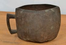 Africa. House ware, dishes . Африка. Домашняя утварь, посуда.