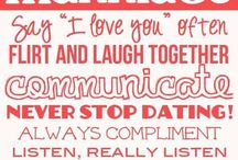 marriage posters to live by