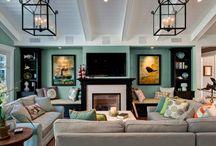 Living Room / by Christina Yurgelonis