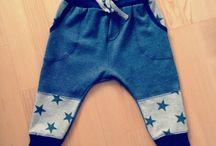 Wykroje dziecięce - spodnie, leginsy