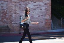 STRIPES - OUTFITS / OUTFITS | LOOKS | STRIPES | SHIRT | GESTREIFT | INSPIRATION | STREETSTYLE
