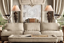 formal living room inspiration! / by Becky Reed