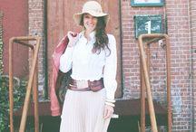we wear vintage / Up on the blog!