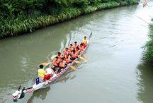 Dragon boat races / Dragon boat races