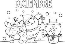 Dibujos de los Meses del año para colorear / Colorea los meses del año con una colección de dibujos perfecta para aprender cada mes del año. Cada mes viene acompañado de una divertida temática relacionada. Enero Febrero, Marzo, Abril, Mayo, Junio, Julio, Agosto, Septiembre, Octubre, Noviembre y Diciembre. ¡Coloréalos todos!
