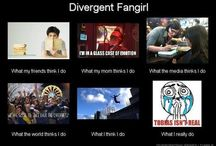 Divergent FOURever <4 / Four is not just a number  / by Maddie Morrow