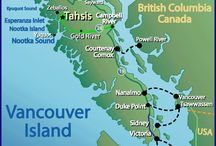 Vancouver Island | Travel Inspiration / Vancouver Island | Travel Inspiration | Travel Tips