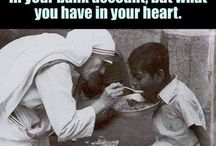 show what is in your heart