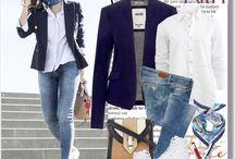 How to wear Blazers