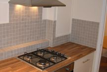 Landlords Maisonette Refurbishment. / This East London maisonettes was refurbished for a landlord including a new kitchen, new bathroom, redecoration and new carpeting. http://www.ppmsltd.co.uk