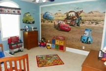 Ideas for Boy Room  / by Richelle Revelle