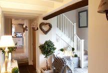 Hallways/entryway