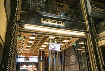 Mr. Burger   by Manousos Leontarakis / fast food , Heraklion , Crete