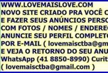 LOVEMAISLOVE.COM / WWW.LOVEMAISLOVE.COM  radiowebmaisvoce@gmail.com