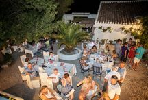 A wedding at Cortijo Los Lobos / our son Harry married Katie in August 2014 and we had fun hosting a big 2 week party!  (including the actual wedding party night for 70 people)