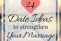 Date Your Spouse / Date Night, Dating Ideas, Strengthen Your Marriage
