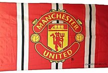 Manchester United Flags and Pennants / Manchester United Official Flags and Pennants