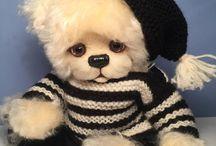 Artist Bears Kesseys Bears By Susan Smith