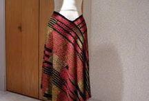 Креатив женской одежды.