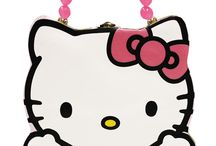 Hello Kitty - / by Amy Berryman