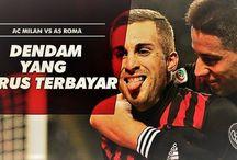 Prediksi AC Milan vs AS Roma