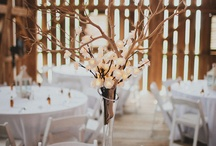 Decor ideas at The Farmhouse Weddings / by The Farmhouse Weddings LLC