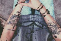 Tatuaże *-*