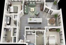 планы жилья
