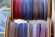 Handspun & Handsome / For the love of spinning wool.