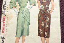wrap skirt / by Va-Voom Vintage