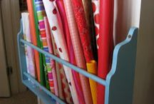craft room organization / by Beth Tantanella-Gamache