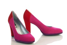 Shoes-shoes-shoes! / Shoes are my hobby and my business, in 2010 I started my own shoe label, Colori. I would like to inspire you with shapes, styles and colors!