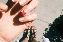 mmalistic nail art