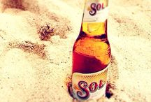 Beers on the Beach / Come have a beer, or a few, and relax at Paradise Beach in Cozumel.