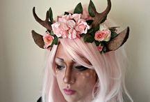 Halloween makeup  / by brittneySPEWS
