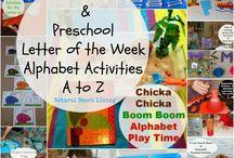 15 Preschool curriculum / by Judy ABC Primetime Learning