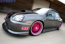 Pink Rims