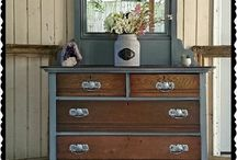 chest of drawers upcycle