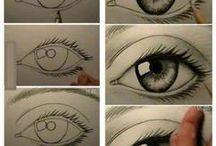 realistiche zeichnungen
